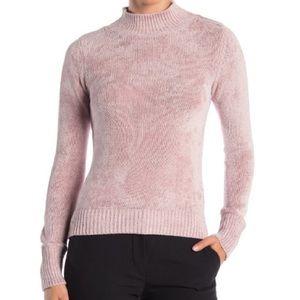 Catherine Malandrino Mock Neck Sweater